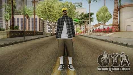 New Vagos Skin v4 for GTA San Andreas second screenshot