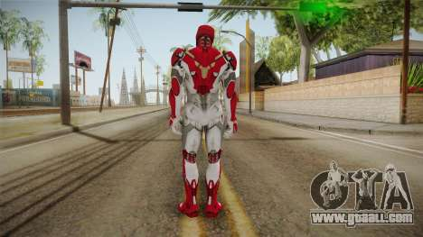 Marvel Heroes Omega - Iron Man MK47 for GTA San Andreas third screenshot