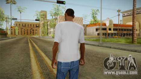 GTA 5 Special T-Shirt v20 for GTA San Andreas second screenshot