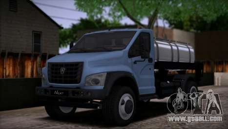 The GAZon Next Truck for GTA San Andreas
