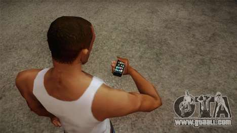 Watch Dogs SmartPhone for GTA San Andreas second screenshot