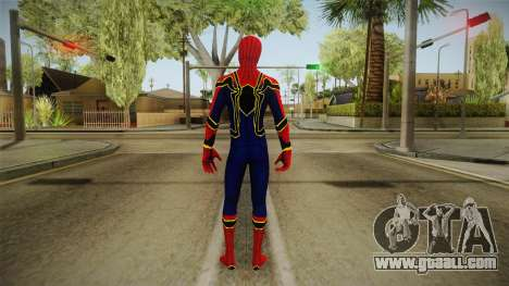 Marvel Cinematic Universe - Ironspider for GTA San Andreas third screenshot