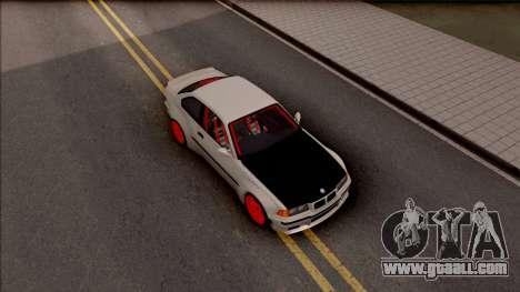 BMW M3 E36 Drift Rocket Bunny v2 for GTA San Andreas right view
