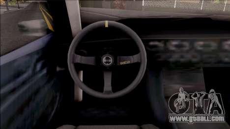Drift Elegy for GTA San Andreas inner view