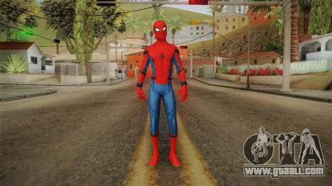 Marvel Heroes Omega - Suit Tecnology for GTA San Andreas second screenshot