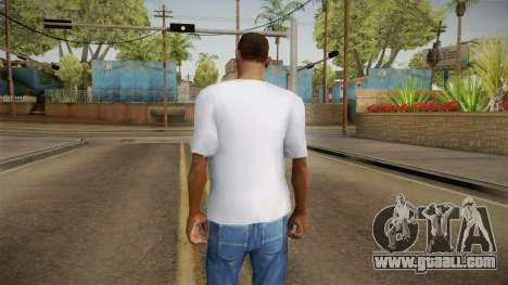 GTA 5 Special T-Shirt v10 for GTA San Andreas second screenshot