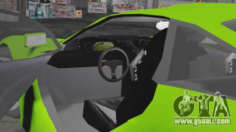 Progen GP1 SA Style for GTA San Andreas right view