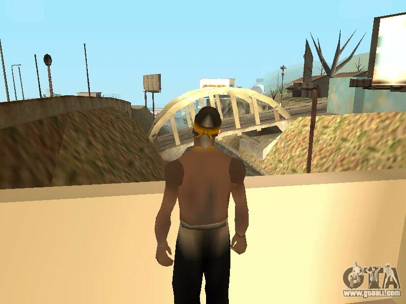 Very Shrink gta3 img for GTA San Andreas