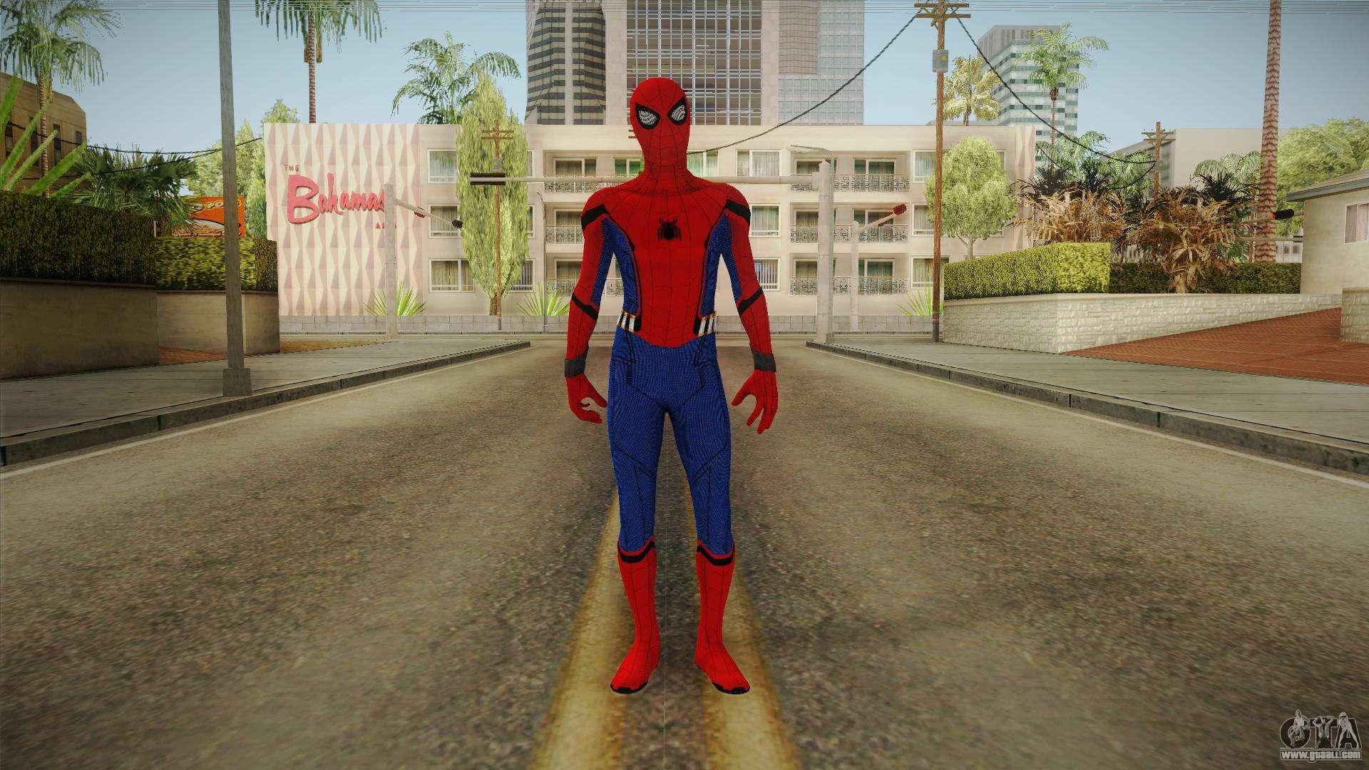 Gta Spiderman Mod Free Download