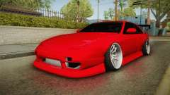 Nissan S14 240SX Front End for GTA San Andreas