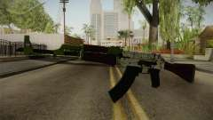 CS: GO AK-47 Hydroponic Skin for GTA San Andreas