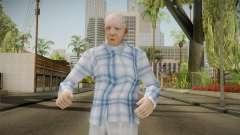 Viejo Inimputable Skin for GTA San Andreas