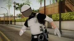 Mirror Edge Riot Cop v1 for GTA San Andreas