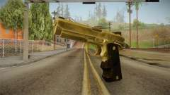Silent Hill Downpour - Golden Gun SH DP