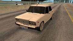 VAZ 2107 Armenian for GTA San Andreas