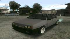 VAZ 21099 Aggressive for GTA San Andreas