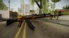 CS: GO AK-47 Fuel Injector Skin for GTA San Andreas