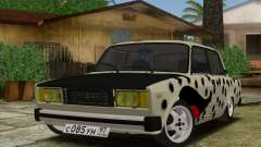VAZ 2105 Combat Classics for GTA San Andreas