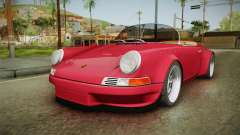 Porsche 911 RWB Speedster 1984 for GTA San Andreas