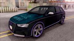 Audi RS4 Avant Edition Tron Legacy