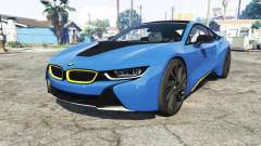 BMW i8 (I12) 2015 [add-on]