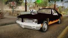 GTA SA DLC - Diablo Stallion for GTA San Andreas