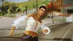 Zantanna Skin v1 for GTA San Andreas