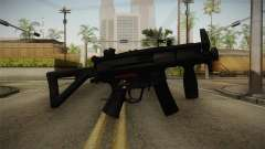 Mirror Edge HK MP5K-PDW