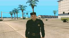 Senior Police Sergeant v.1 for GTA San Andreas