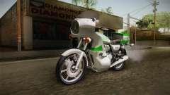 New Police Bike v2 for GTA San Andreas