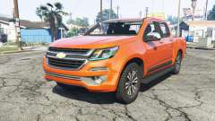Chevrolet S10 Double Cab 2017 [replace]