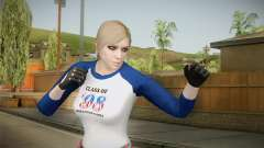 Gun Running Female Skin