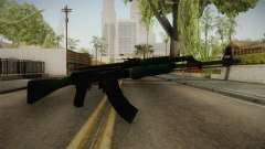 CS: GO AK-47 First Class Skin for GTA San Andreas