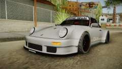 Porsche 911 RWB Terror 1982 for GTA San Andreas