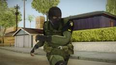 MSF Custom Soldier Skin 1 for GTA San Andreas