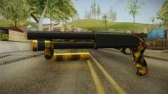 Leopard Shotgun
