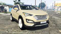 Hyundai Santa Fe (DM) 2013 [add-on] for GTA 5