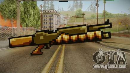 Metal Slug Weapon 9 for GTA San Andreas