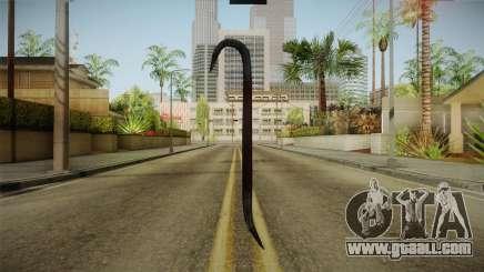 Silent Hill Downpour - Crowbar SH DP for GTA San Andreas