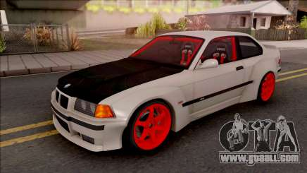 BMW M3 E36 Drift Rocket Bunny v2 for GTA San Andreas