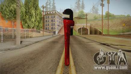 Silent Hill Downpour - Wrench SH DP for GTA San Andreas