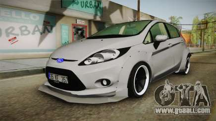 Ford Fiesta Rocket Bunny for GTA San Andreas