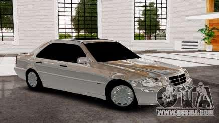 Mercedes Benz с180 for GTA 4