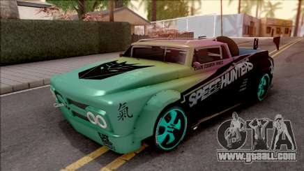 Chevrolet GMC Rocket Bunny 1971 for GTA San Andreas
