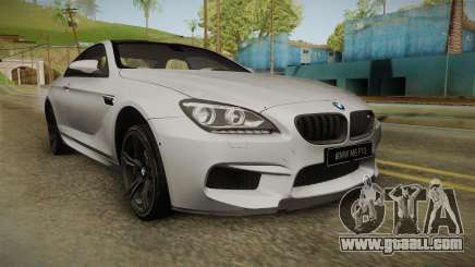 BMW M6 Coupe (F13) for GTA San Andreas