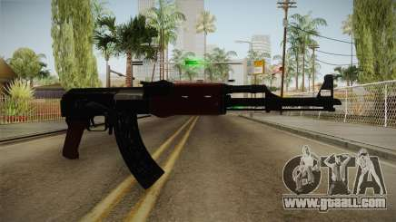 AK-47 Sin Culata HD for GTA San Andreas