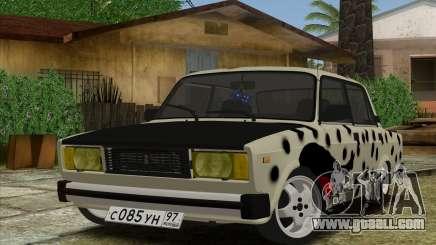 VAZ 2105 Combat Classics for GTA San Andreas