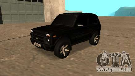 Lada Urban Dorjar Armenian for GTA San Andreas