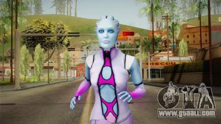 Mass Effect 3 Shaira Dress for GTA San Andreas