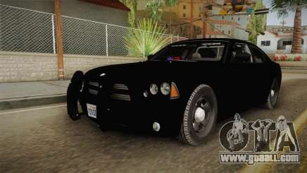 Dodge Charger 2010 Police for GTA San Andreas